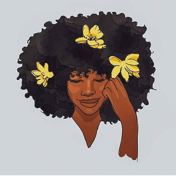 art-melanin-black-girl-magic-afro-Favim.com-4287164